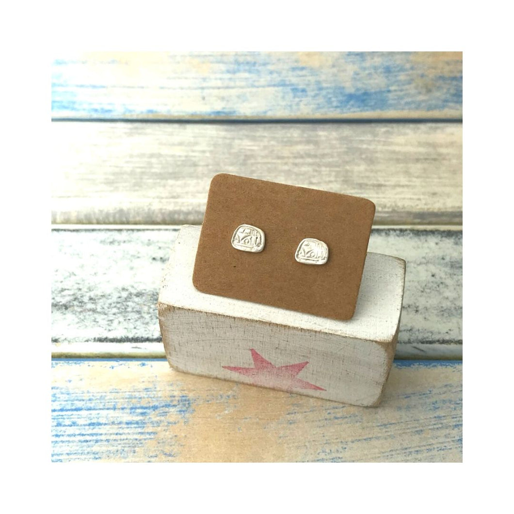 CamperVan Stud Earrings
