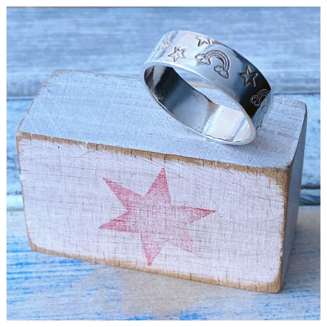 Hope - Sterling Silver Ring