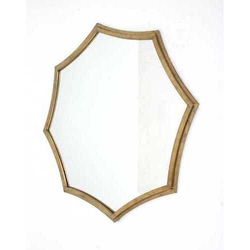 Hexagon Mirror - The Home Decor Lounge