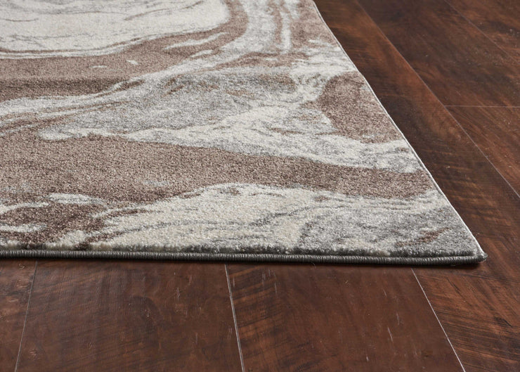 Mocha Area Rug - The Home Decor Lounge