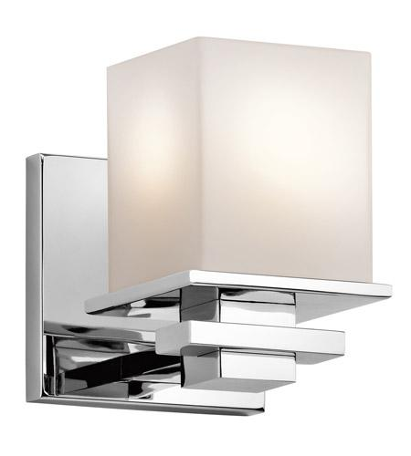 Tully Chrome Wall Bracket Wall Light - The Home Decor Lounge