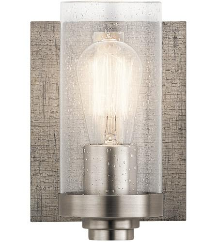 Dalwood Pewter Wall Sconce - The Home Decor Lounge