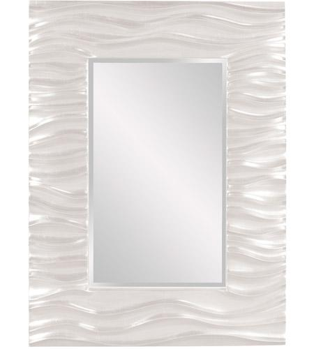 Zenith Glossy White Wall Mirror - The Home Decor Lounge