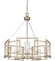 Marco Gold Chandelier Ceiling Light - The Home Decor Lounge