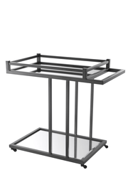 Valter Bronze Bar Cart