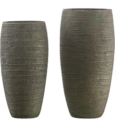 Durango Vase, Set of 2 - The Home Decor Lounge