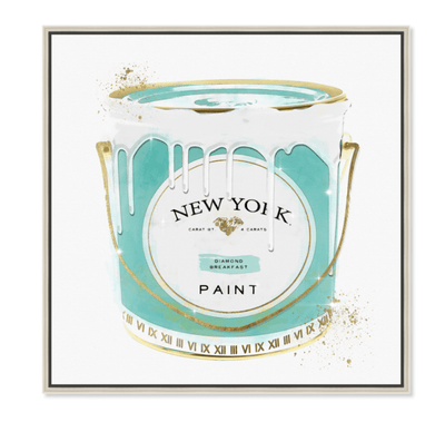 New York Priceless Fashion Painting