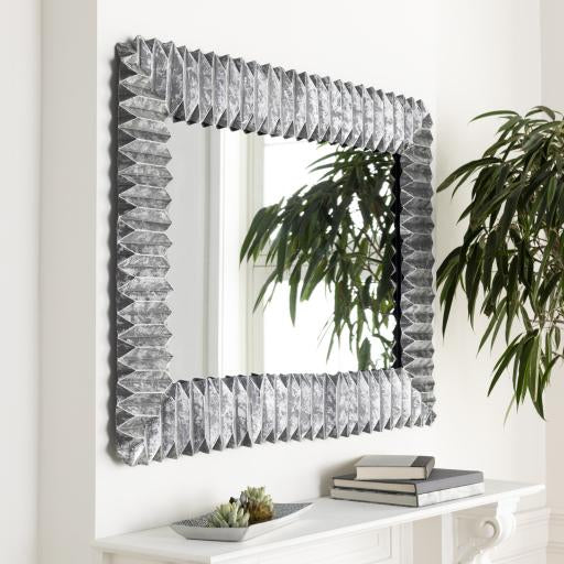 Ferrous Wall Mirror-Mirrors-The Home Decor Lounge