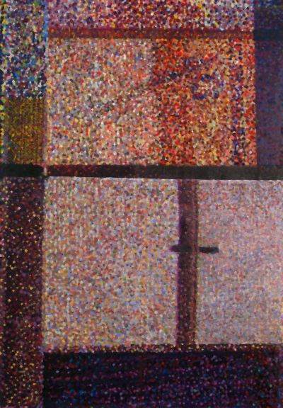 Terrazzo.tif, 151.9M, Commercial Use, (from the Artwork Collection of Rafael Ferran) - Homunculus