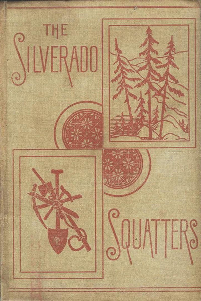 """The Silverado Squatters"" by Robert Louis Stevenson (Nook / ePub Edition) - Preview Available - Homunculus"