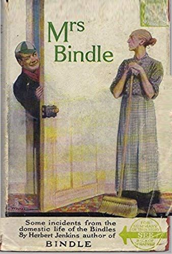 """Mrs Bindle"" by Herbert Jenkins (Pdf Edition) - Preview Available"