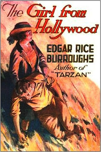 """The Girl From Hollywood"" by Edgar Rice Burroughs (Nook / ePub Edition) - Preview Available - Homunculus"