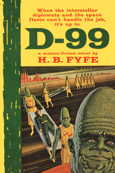 """D-99"" by H. B. Fyfe (Kindle Edition) - Preview Available - Homunculus"