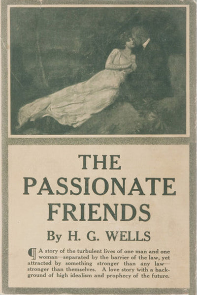 """The Passionate Friends"" by H. G. Wells (Nook / ePub Edition) - Preview Available - Homunculus"