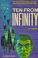 """Ten From Infinity"" by Ivar Jorgensen (Kindle Edition) - Preview Available;e - Homunculus"