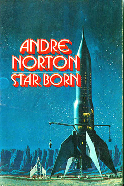 """Star Born"" by Andre Norton (Kindle Edition) - Preview Available - Homunculus"