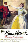 """The Sea-Hawk"" by Rafael Sabatini (Nook / ePub Edition) - Preview Available - Homunculus"