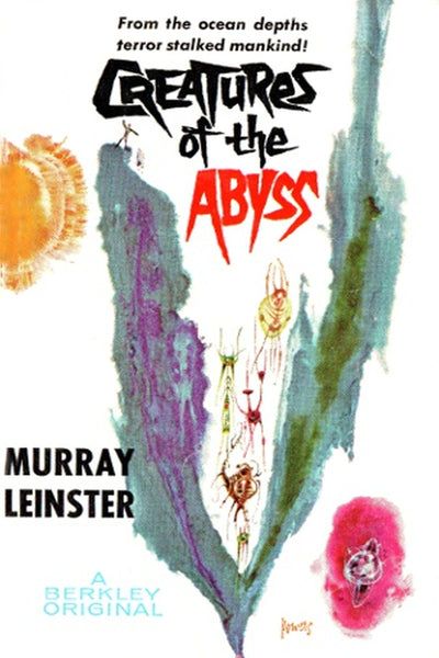 """Creatures of the Abyss"" by Murray Leinster (Kindle Edition) - Preview Available - Homunculus"