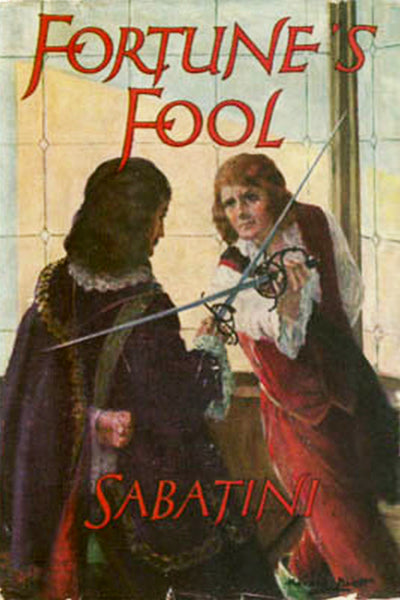 """Fortune's Fool"" by Rafael Sabatini (Nook / ePub Edition) - Preview Available - Homunculus"