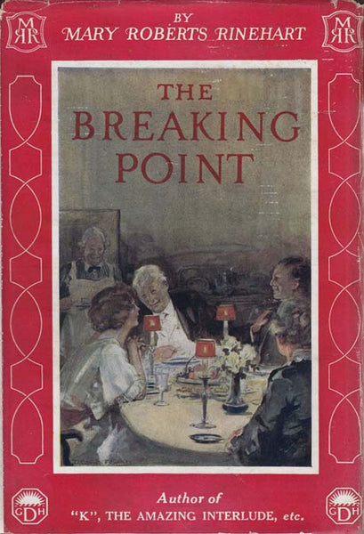 """The Breaking Point"" by Mary Roberts Rinehart (Nook / ePub Edition) - Preview Available - Homunculus"
