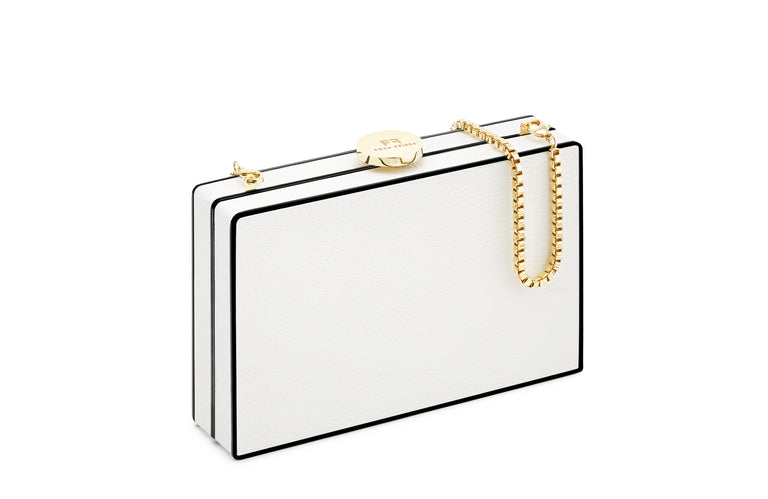 CLUTCH MONDIVA white