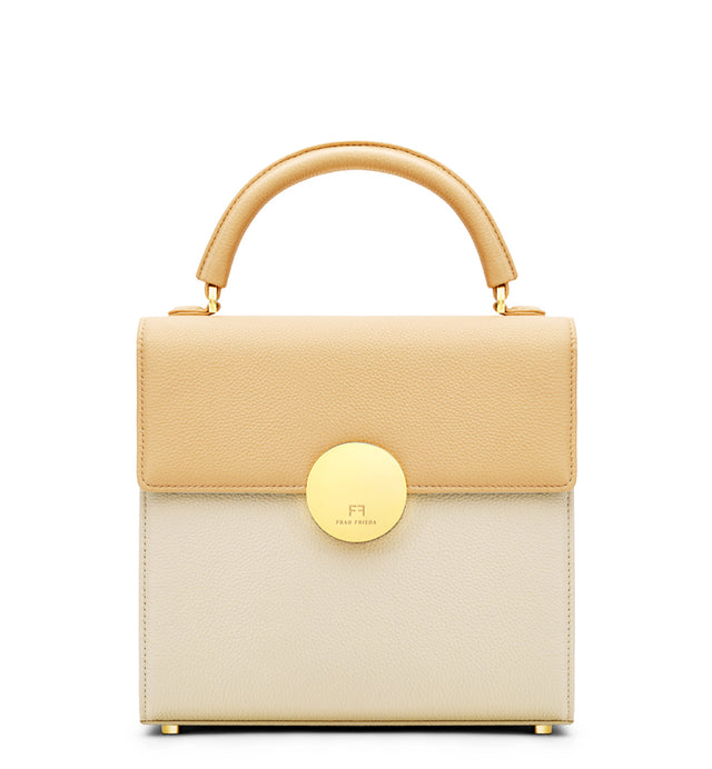 Handle bag Jackie beige