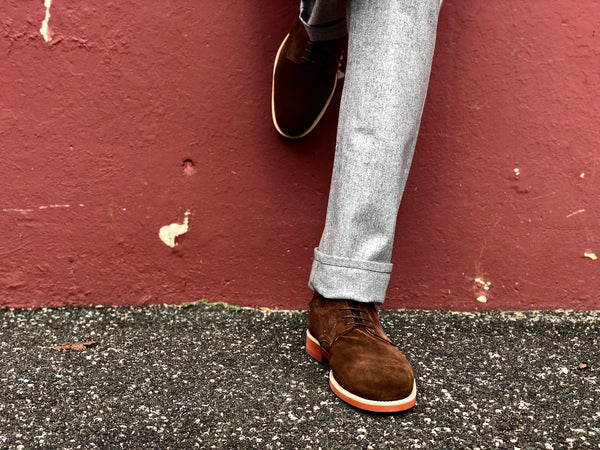 How to Keep your Suede Shoes Clean?