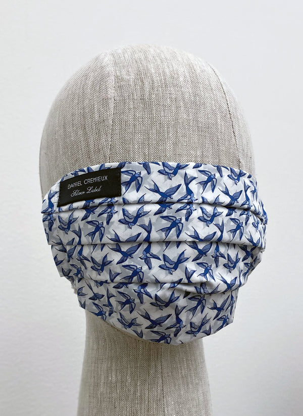 RECTANGULAR EARLOOP FACE MASK COVER