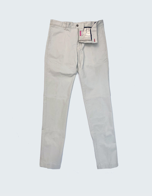 SOHO COTTON STRETCH CHINO PANTS