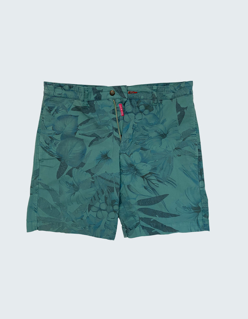 SOHO COTTON PRINTED SHORT