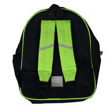 Load image into Gallery viewer, Lime Tree Children's Back Pack Hi-Viz Straps