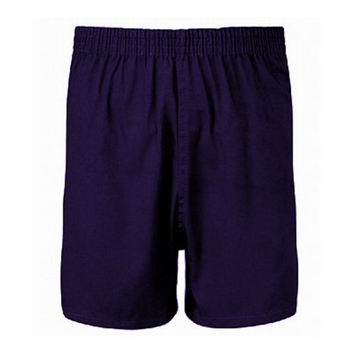 Navy Blue Primary School PE Shorts