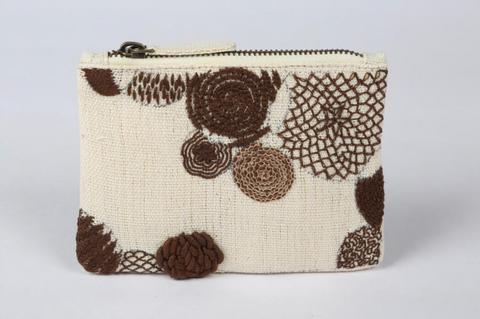 Gradient Patterned Money Pouch