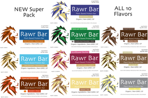 NEW Super Pack - 25 Bars (DECAF MOCHA)