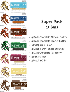 Original Super Pack - 25 Bars