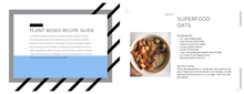Load image into Gallery viewer, Rawr Plant Based Recipe eBook