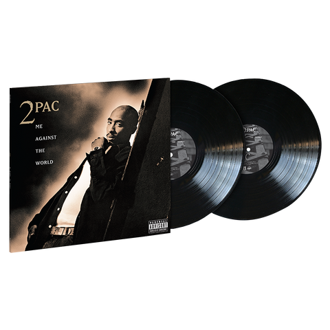 2Pac, Me Against The World (2LP)