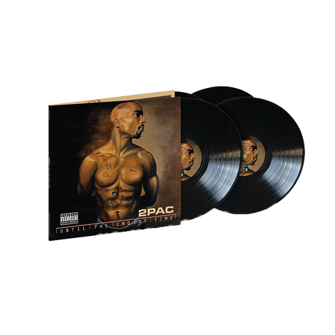 2PAC, Until The End Of Time (4LP)