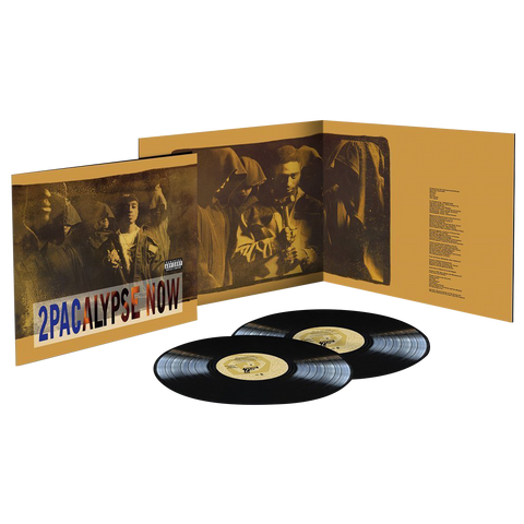 2Pac, 2Pacalypse Now (2LP)