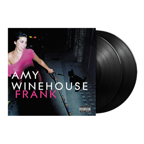 Amy Winehouse, Frank 2LP