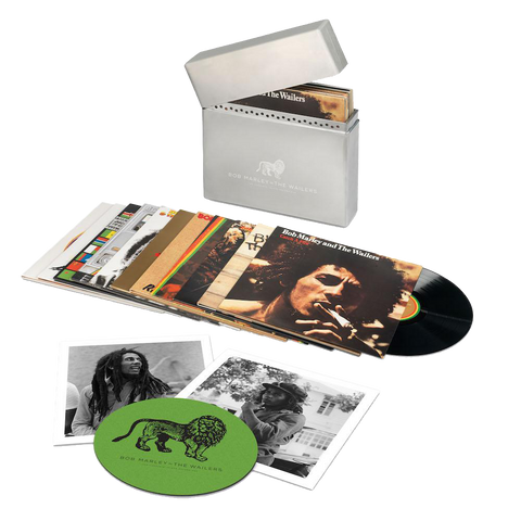 Bob Marley, The Complete Island Recordings: Collector's Edition (Metal Box) Box Set