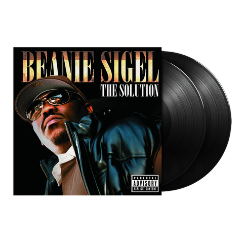 Beanie Sigel, The Solution 2LP