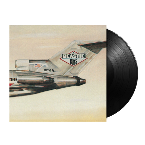 Beastie Boys, Licensed To Ill (LP)