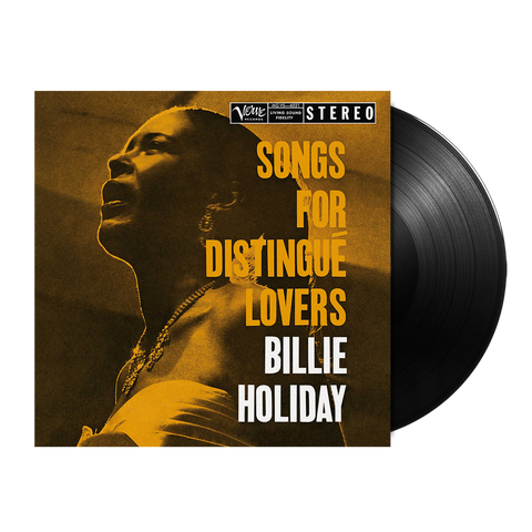 Billie Holiday, Songs For Distingue Lovers (LP)