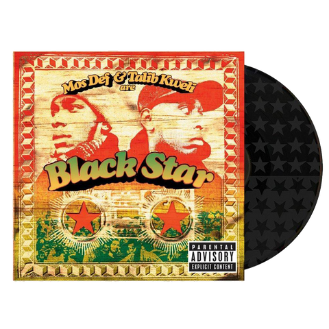 Black Star, Mos Def & Talib Kweli Are Black Star (LP Picture Disc)