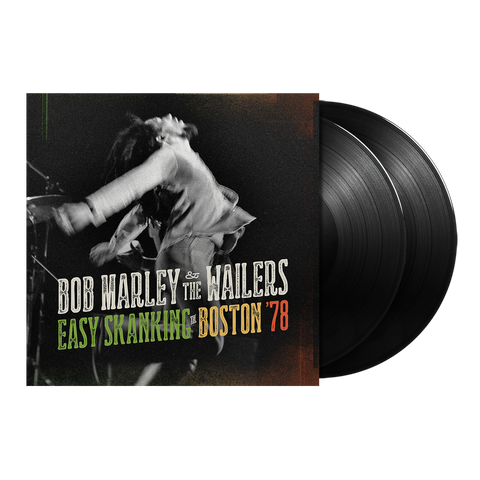 Bob Marley & The Wailers, Easy Skanking In Boston '78 (2LP)