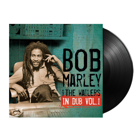 Bob Marley, In Dub, Vol. 1 (LP)