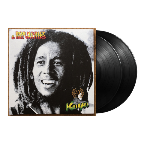 Bob Marley & The Wailers, Kaya (40th Anniversary Edition 2LP)