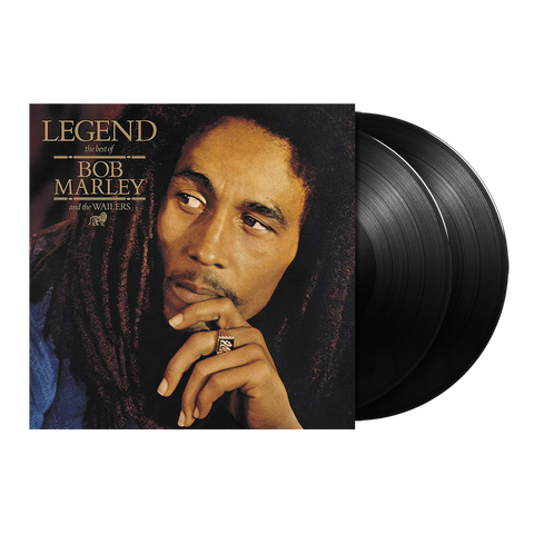Bob Marley & The Wailers, Legend: The Best Of Bob Marley And The Wailers (2LP)