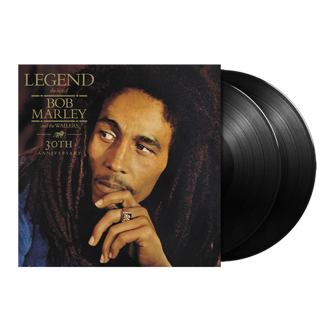 Bob Marley & The Wailers, Legend (30th Anniversary Edition 2LP)